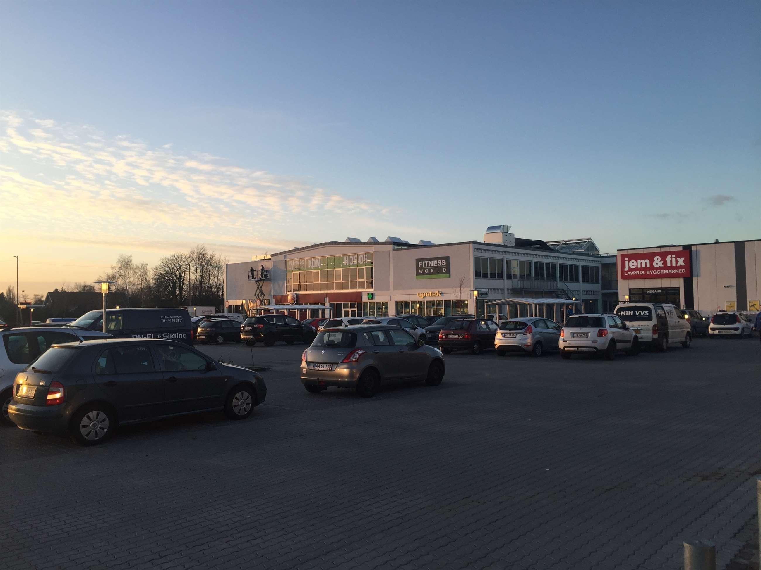 Kirkebjerg bydelscenter udlejes i Brøndby